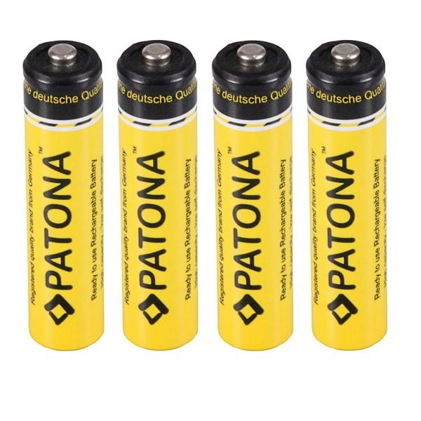 4x batterie pour Gigaset S850HX
